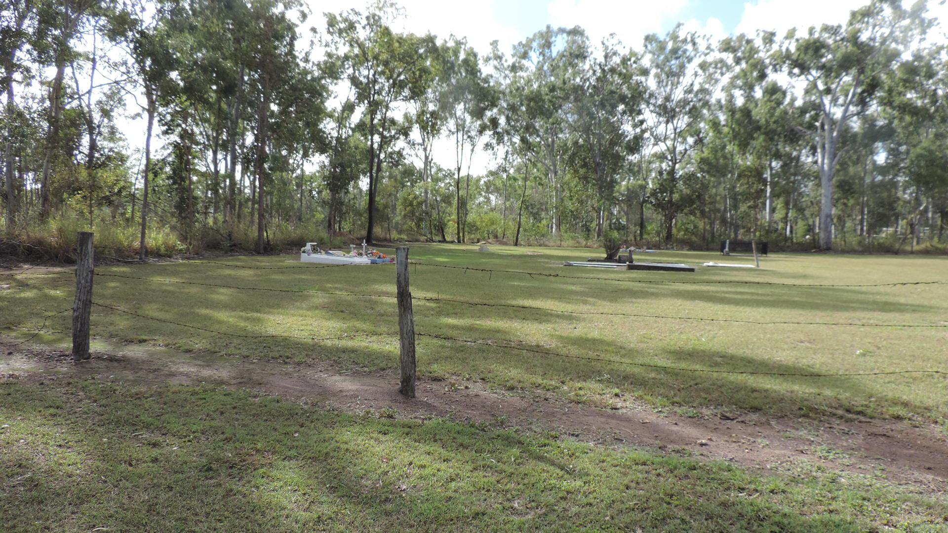 Cawarral Cemetery, Cawarral, Queensland, Australia ...