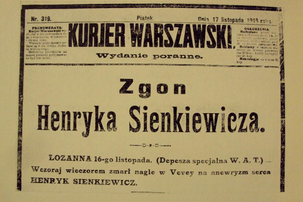 Henryk Sienkiewicz Wikipedia Wolna Encyklopedia