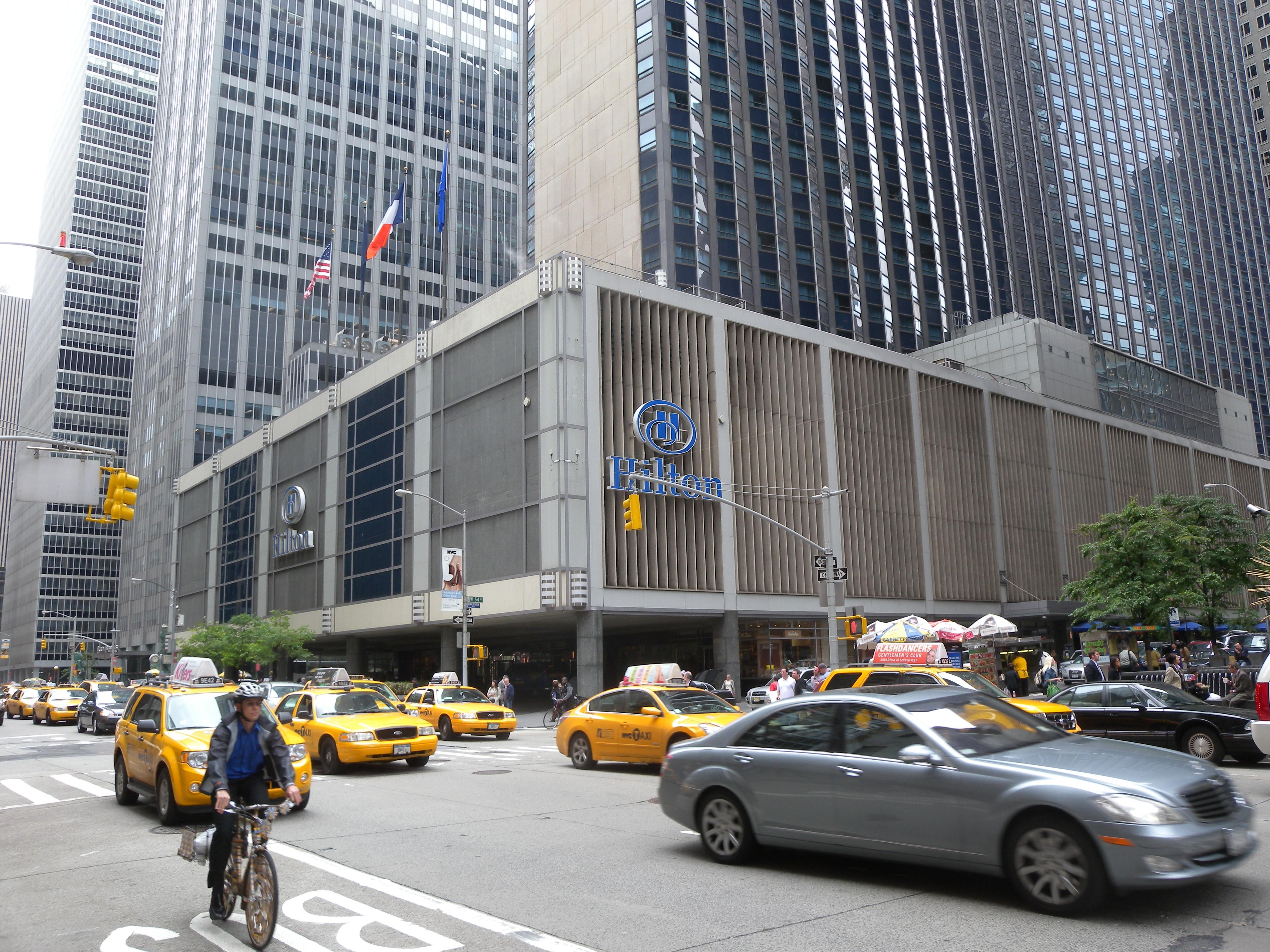Hilton Hotel Midtown Nyc