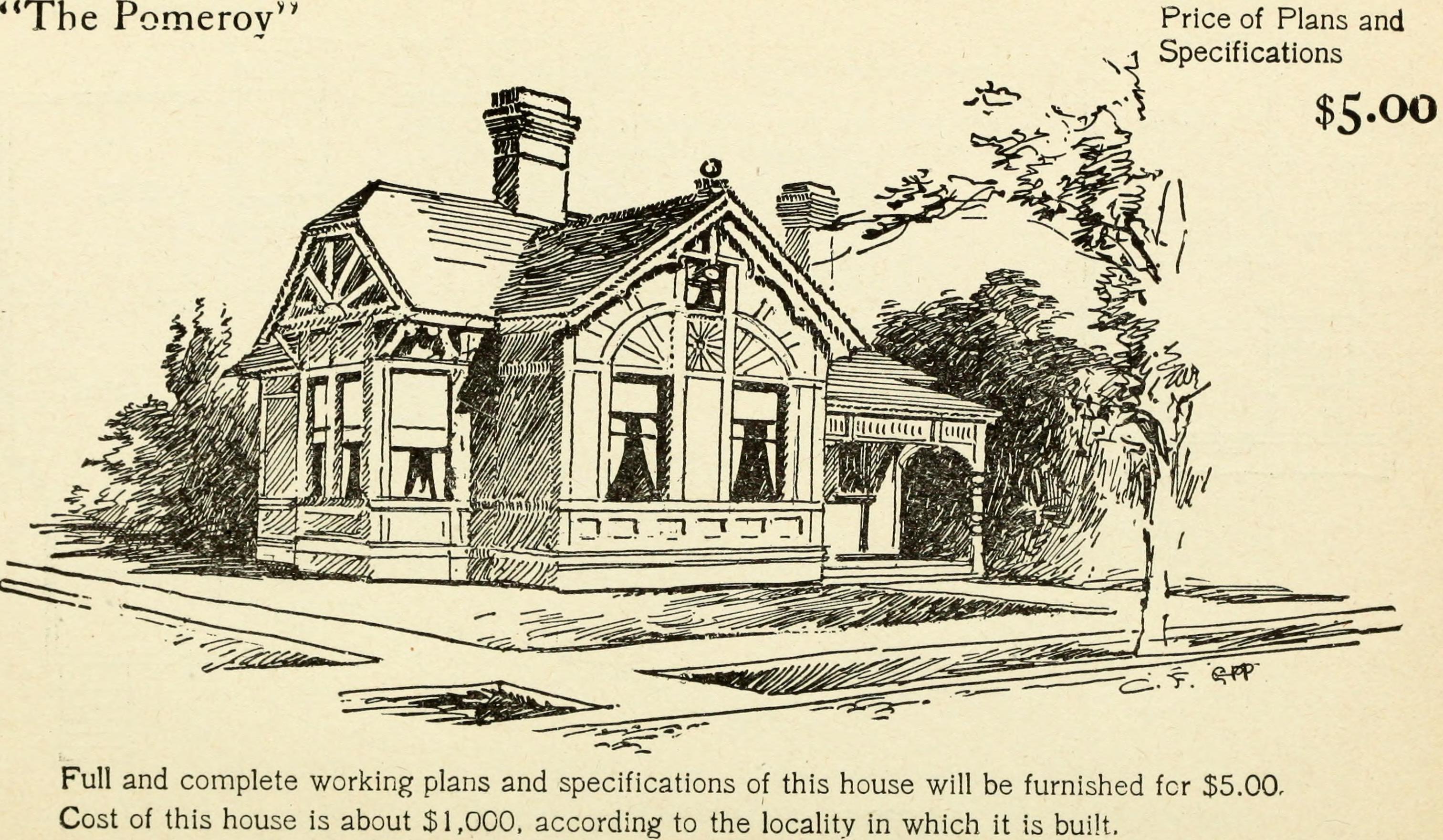 Frank Lloyd Wright, big ideas for small homes