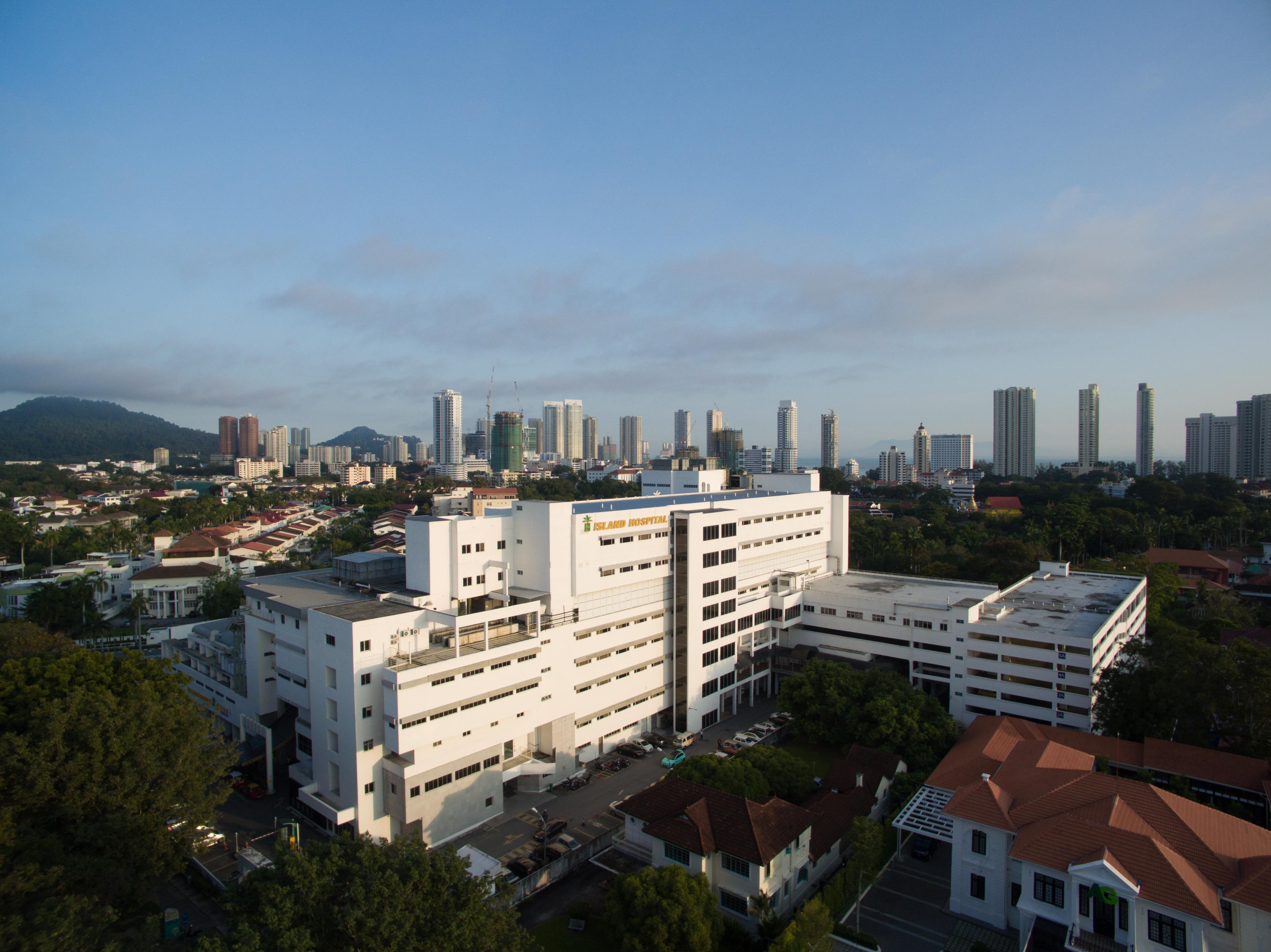 Island Hospital Wikipedia