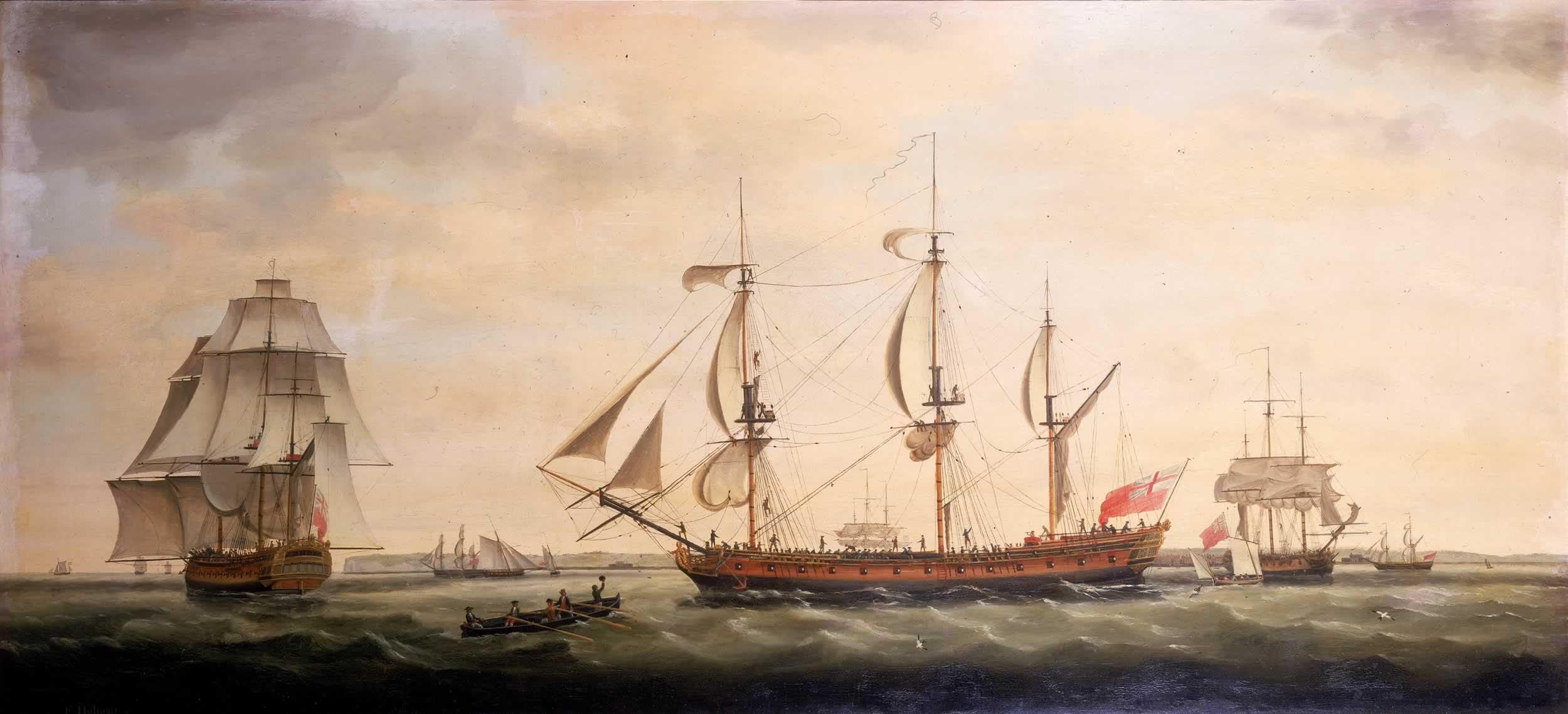 Royal George (East Indiaman) - Wikipedia