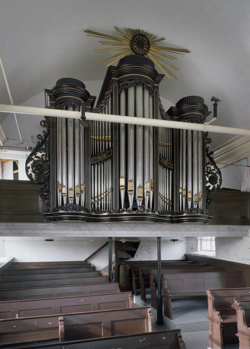 Datei:Interieur, aanzicht orgel, orgelnummer 1094 - Noordwijk ...