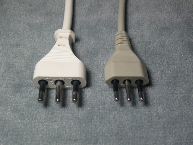 Power Plug Type L
