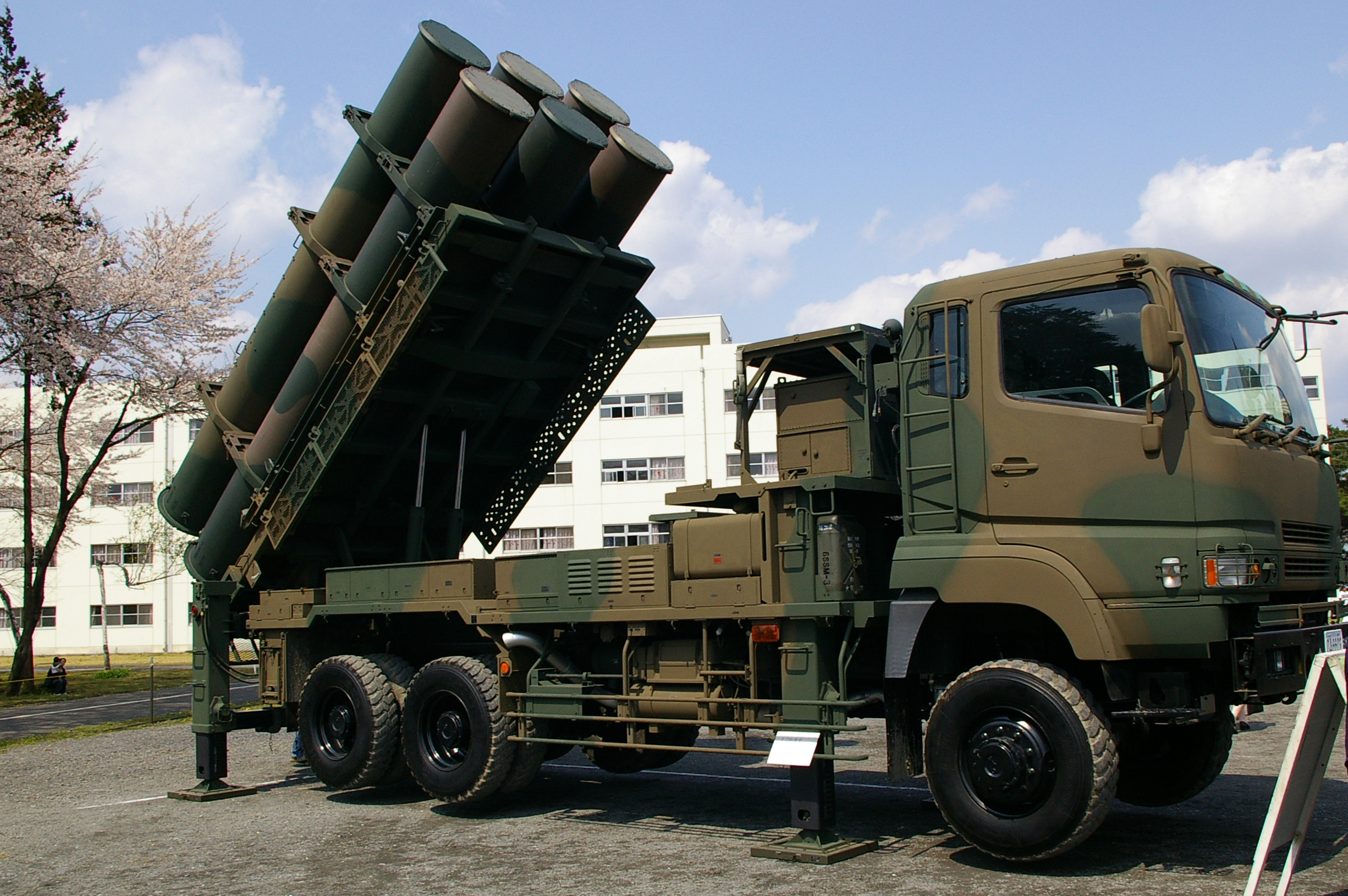 SSM: Type 88 Surface-to-Ship Missile
