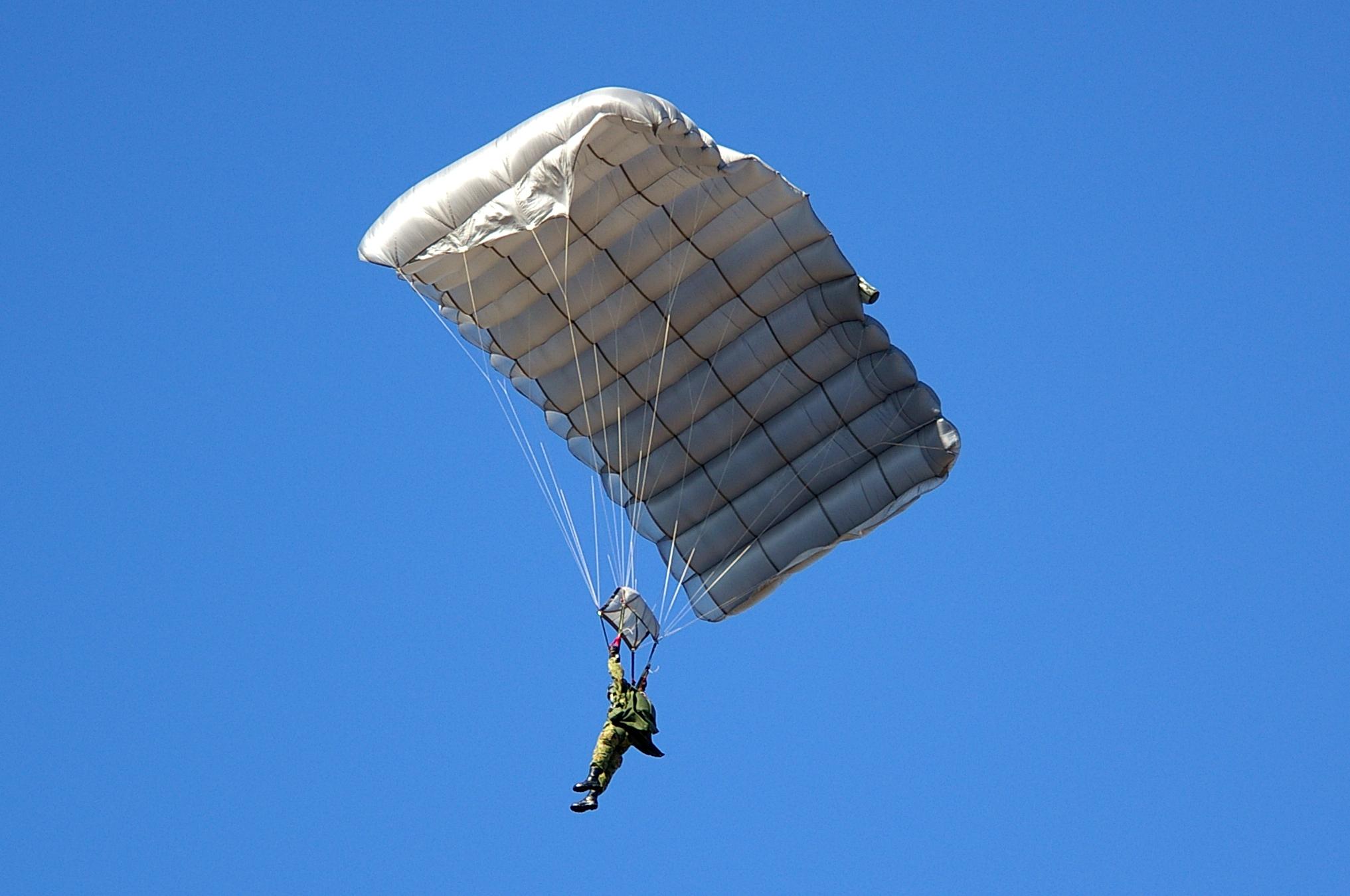 Как сделать парашюты для всех