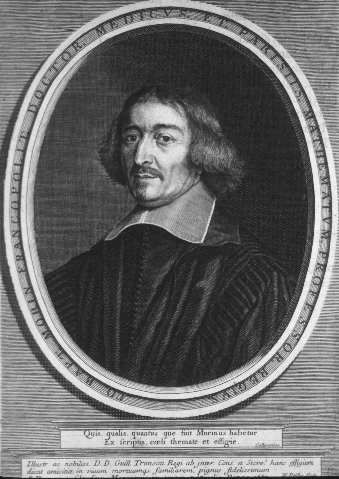 jean-baptiste morin  mathematician