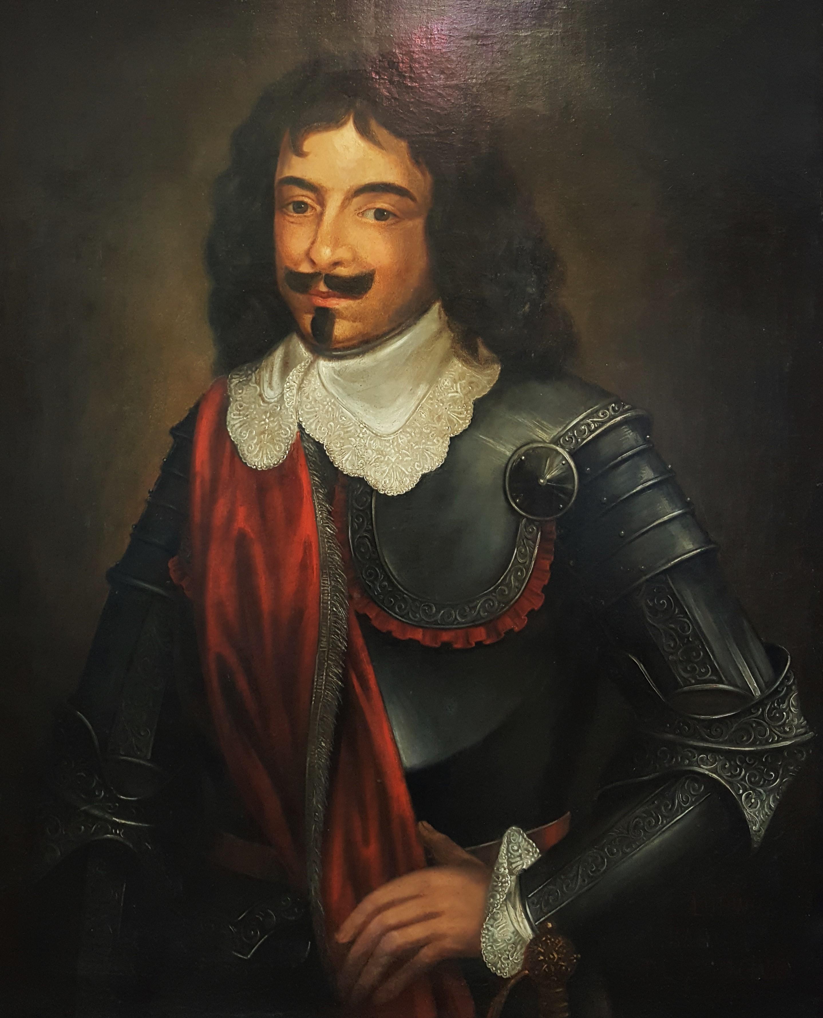 Jean-Louis de Souches korabeli portréja.