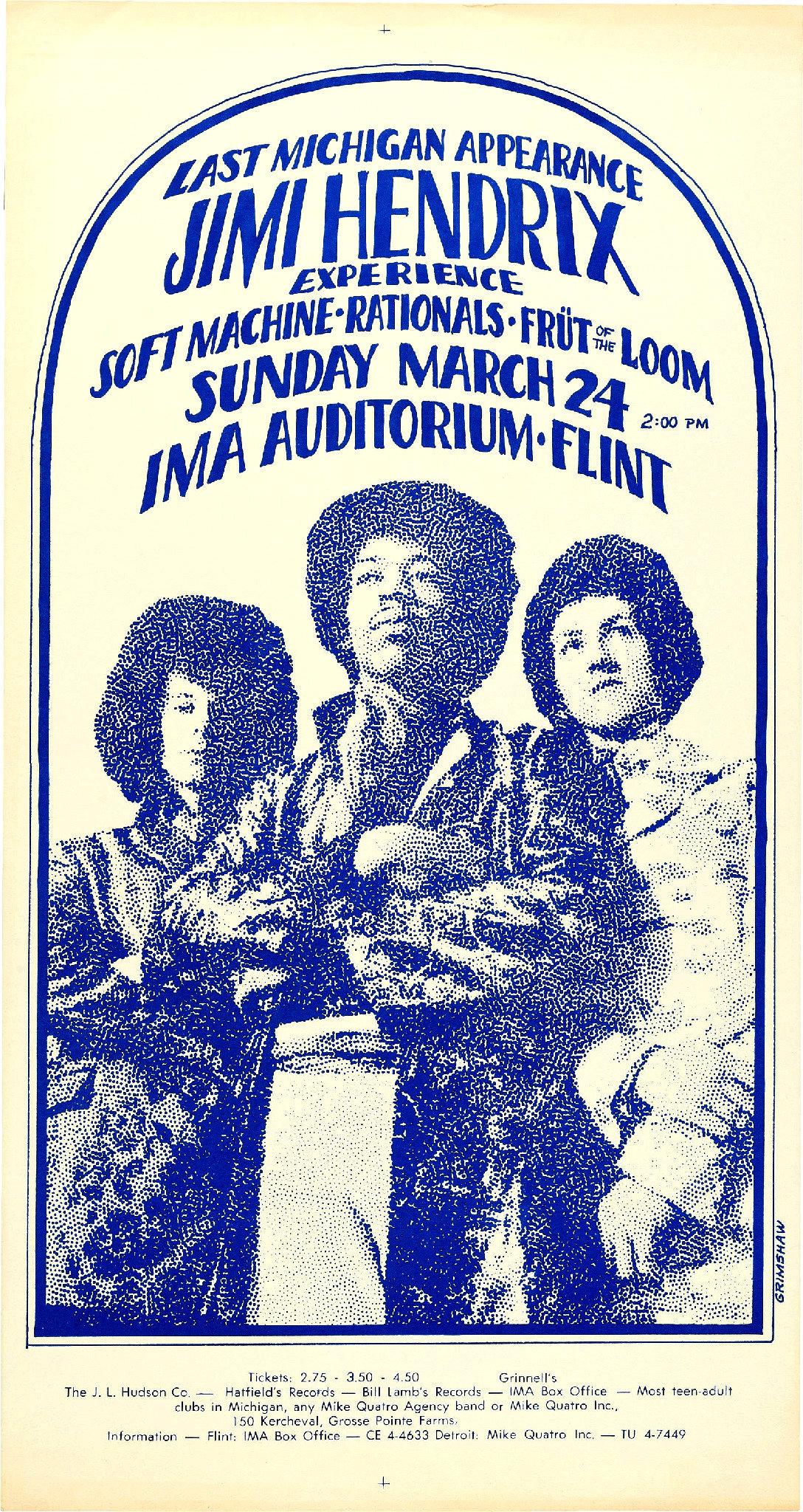 FileJimi Hendrix Experience IMA Auditorium Flint 1968 Poster