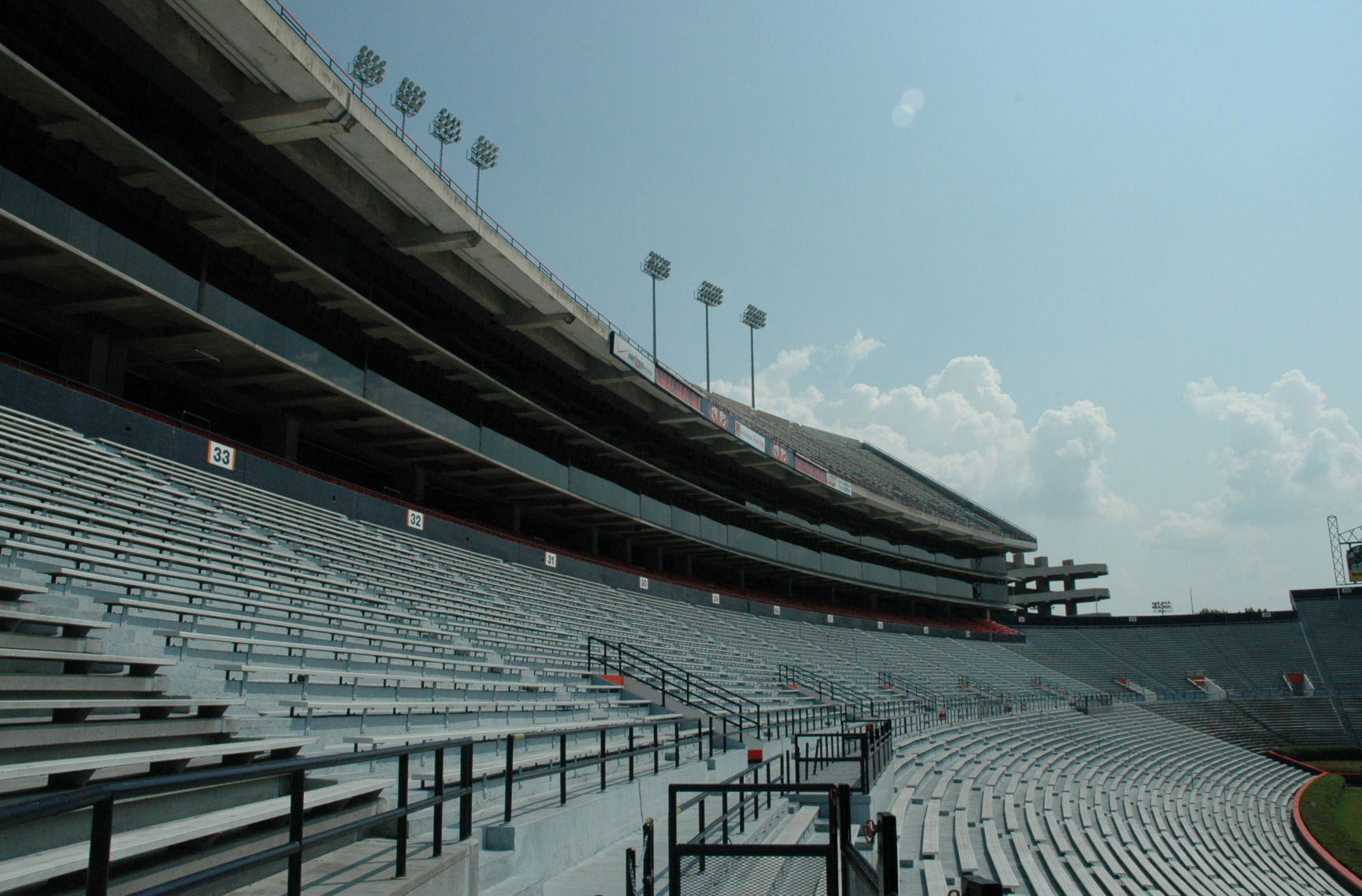 Jordan Hare EastStands
