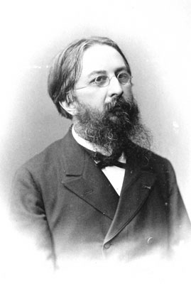 Jules Tannery (1848-1910). Photo by  A. Gerschel & Sons (c. 1866).