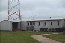 Original location of Red River Radio (former studios and offices of KDAQ), Shreveport, Louisiana