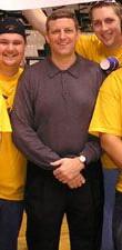 Kirk Speraw American college basketball coach