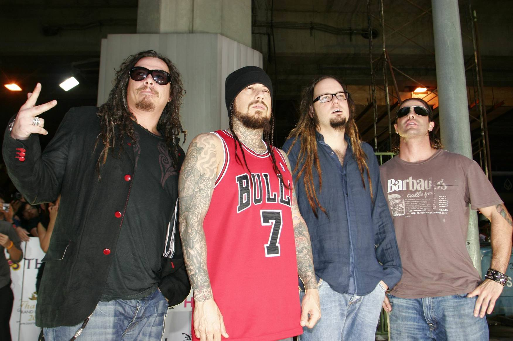 Korn MTV Asia Awards 2006