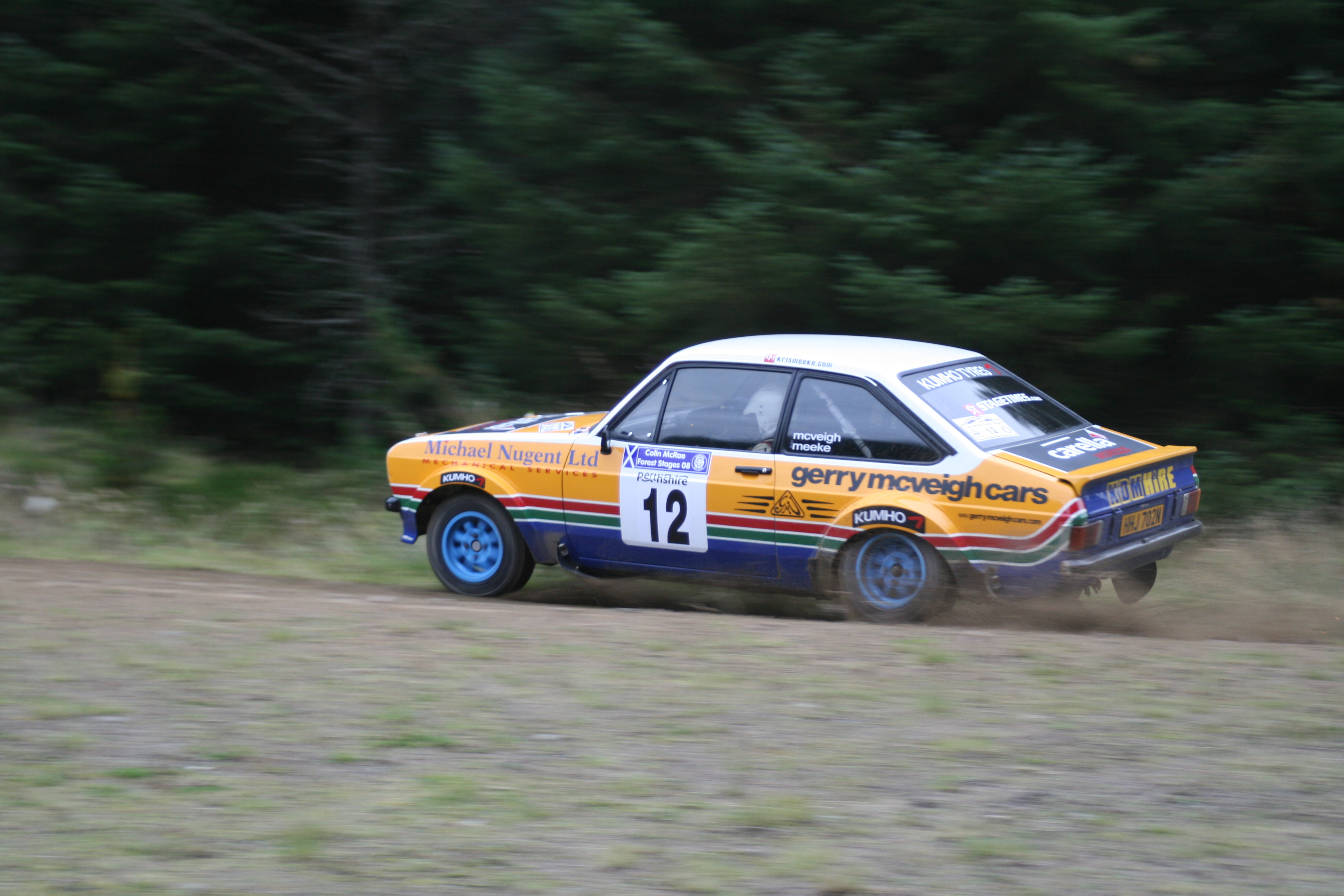 Colin McRae Forest Stages Rally DVD