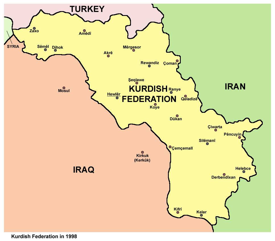 Курды опровергли заявление Минобороны РФ о нефти ИГИЛ для Турции - Цензор.НЕТ 9966