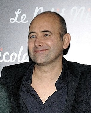 Laurent Tirard at the preview showing of ''[[Little Nicholas]]'', 2009