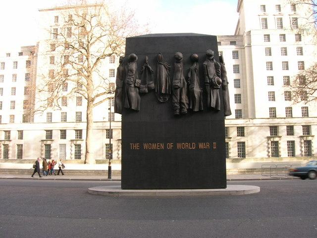 World War One Memorials in London of World War ii Memorial