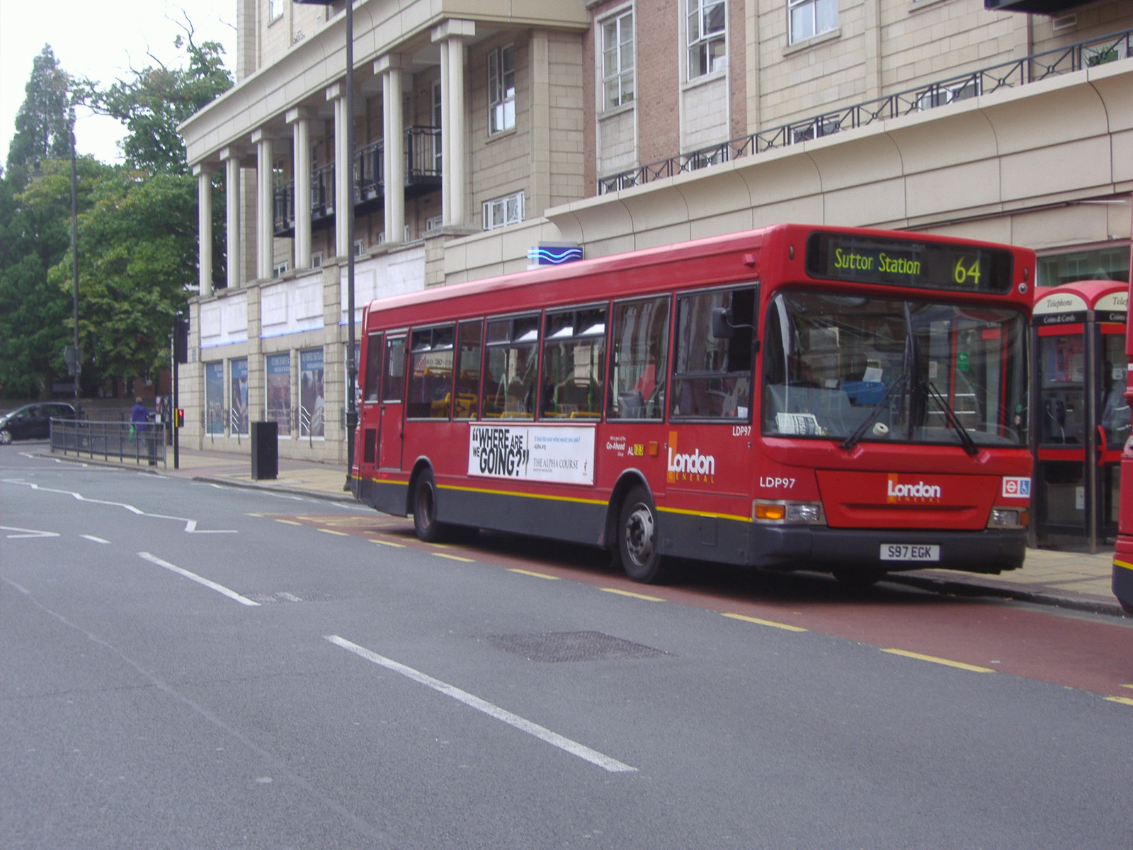 file:london buses route 164 wimbledon - wikimedia commons