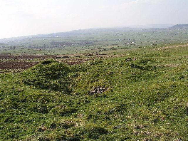 Longstone Moor - geograph.org.uk - 21606