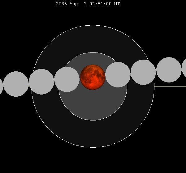 Solar Eclipse Viewing Times Rhode Island
