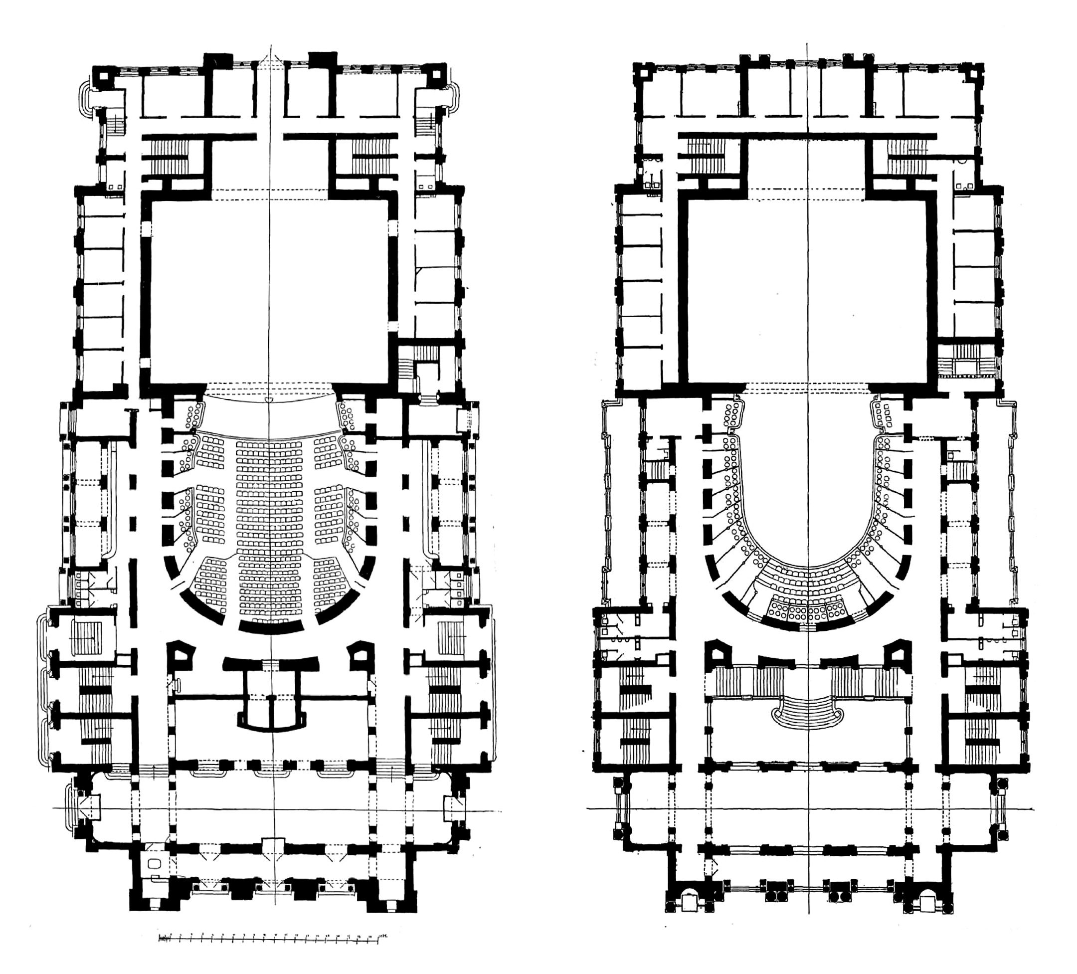 File Lviv Opera House Plan Png Wikimedia Commons