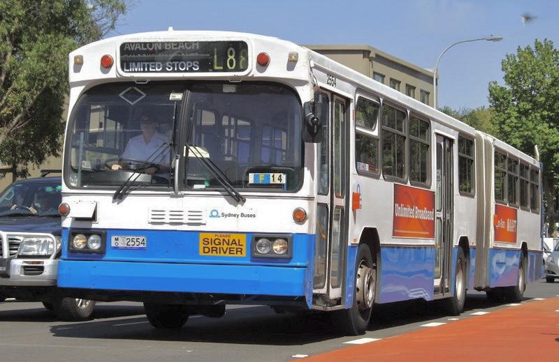 Mercedes Benz State Transit  Bus