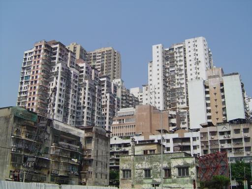 Image Gallery Macau Buildings