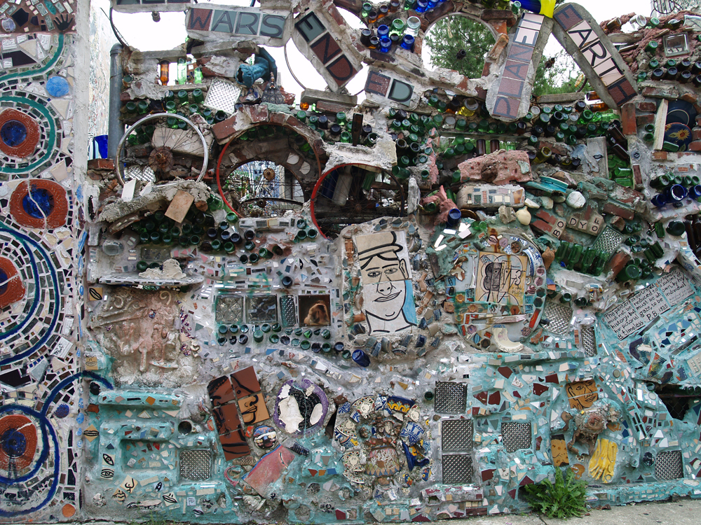 File Magic Garden In Philadelphia Jpg Wikimedia Commons