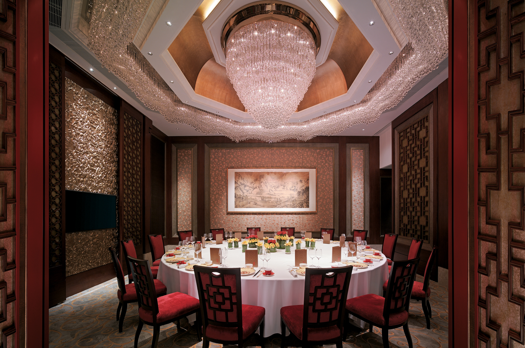 filemichelin two starred shang palace grand private dining roomjpg - Private Dining Rooms