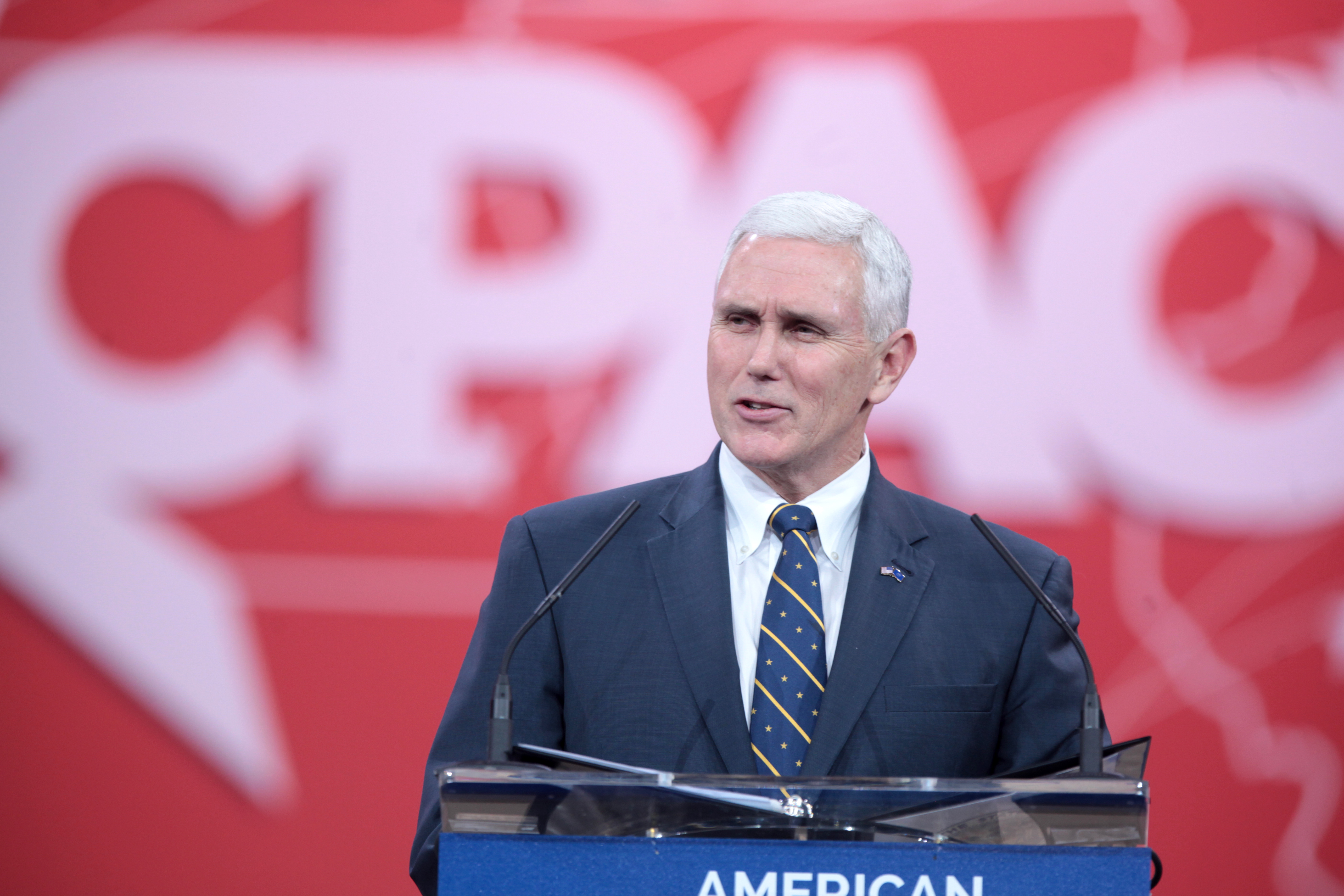 'America stands with Israel, now and always': Mike Pence