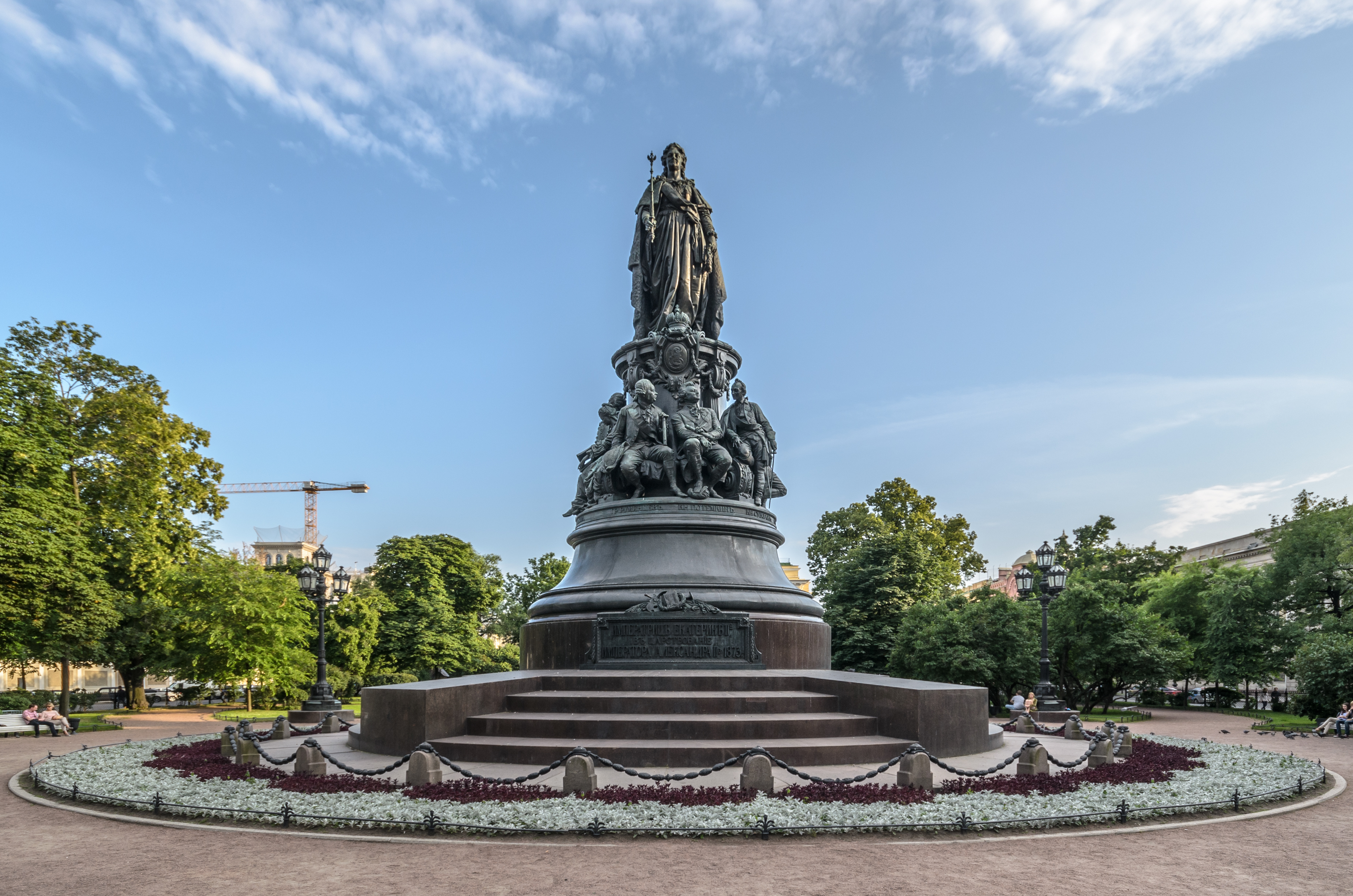 Памятник екатерине 2 реферат 7285