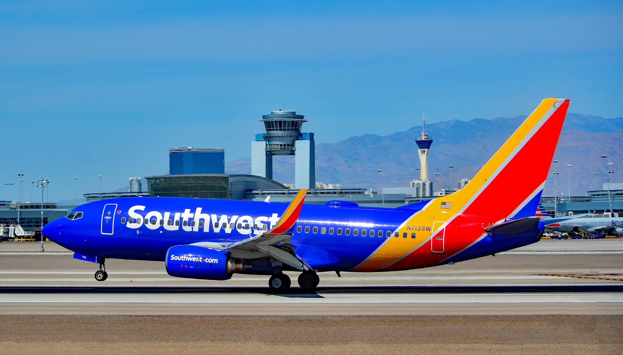 Southwest airlines sucks