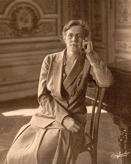 Nadia Boulanger 1925