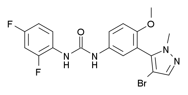Nelotanserin structure.png