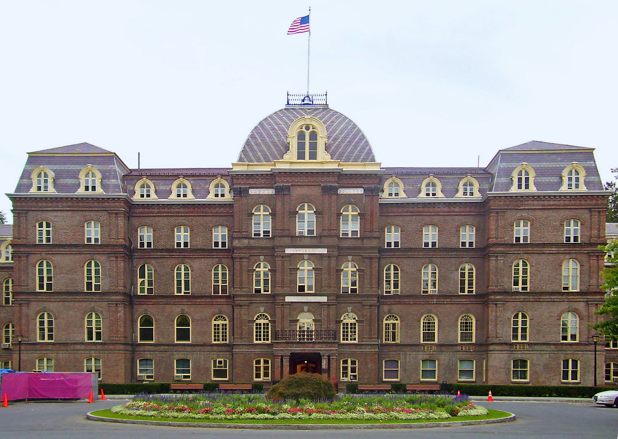 Main Building Vassar College Wikipedia