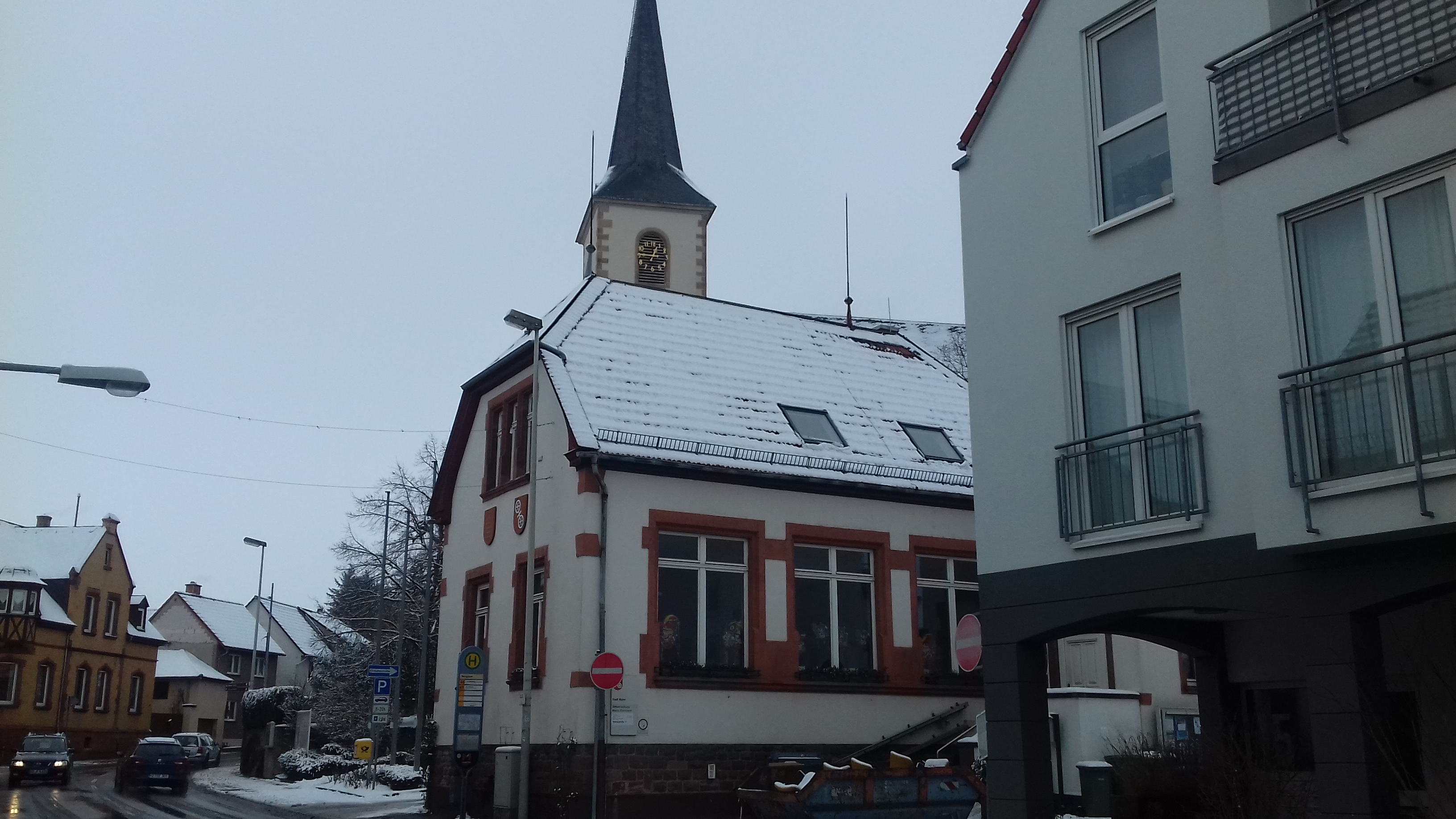 Wetter Mainz Ebersheim