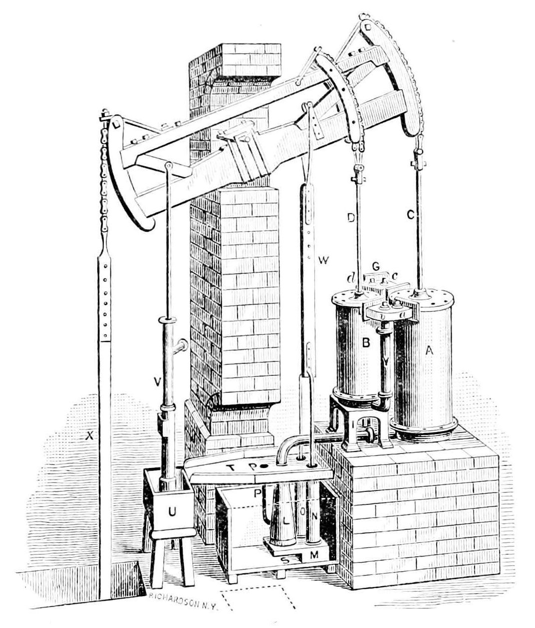 file psm v12 d157 hornblower pound engine 1781 wikimedia Ford V12 Engine file psm v12 d157 hornblower pound engine 1781