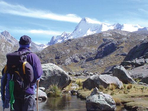 Pariacaca mountain range - Wikipedia