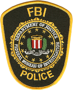 FBI Police FBIs uniformed police