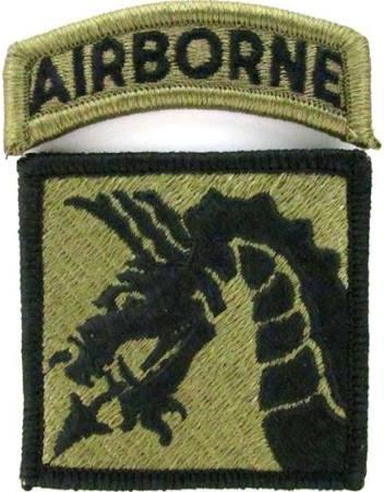 XVIII Airborne Corps - Wikipedia