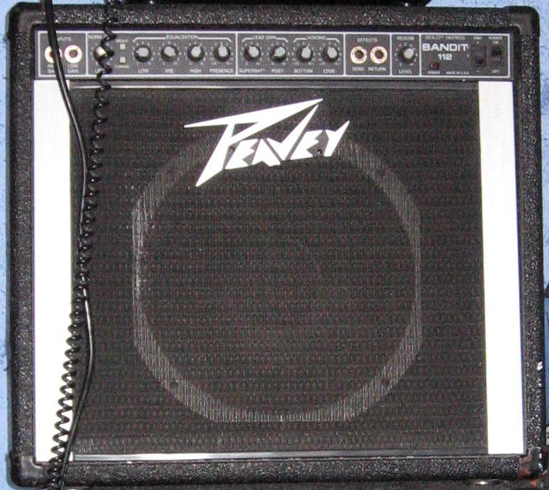 Peavey dating serie nummer
