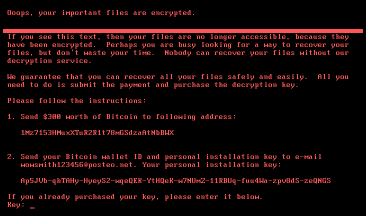 Petya (malware) - Wikipedia, la enciclopedia libre