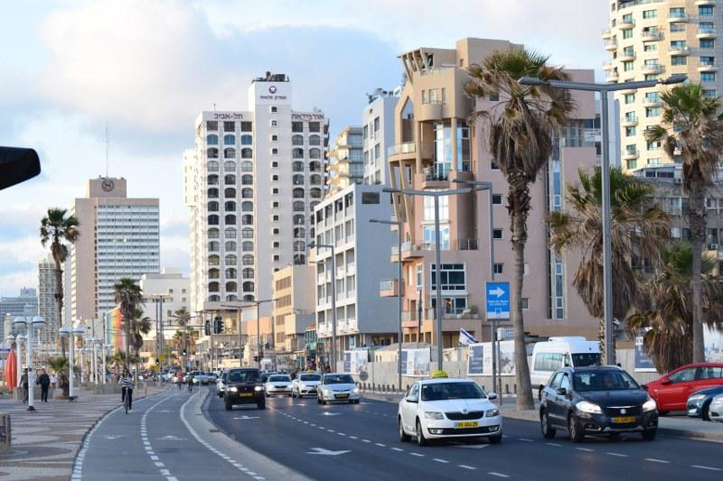 טיילת תל אביב