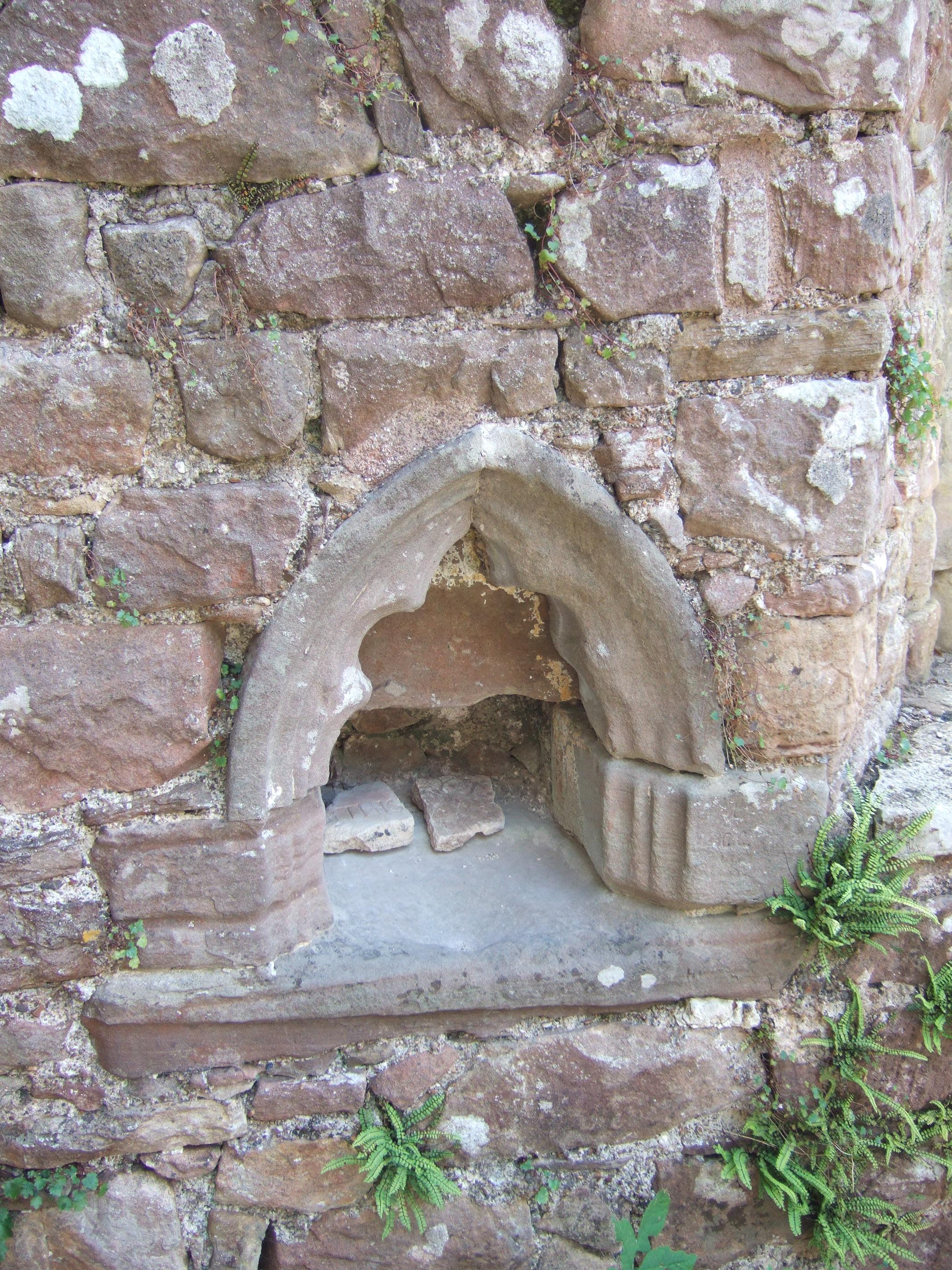 File piscina st james church wikishire for Piscina wikipedia