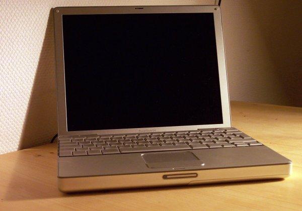 Fonkelnieuw PowerBook G4 12 Zoll – Wikipedia NU-91