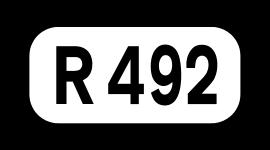 R492 road (Ireland)