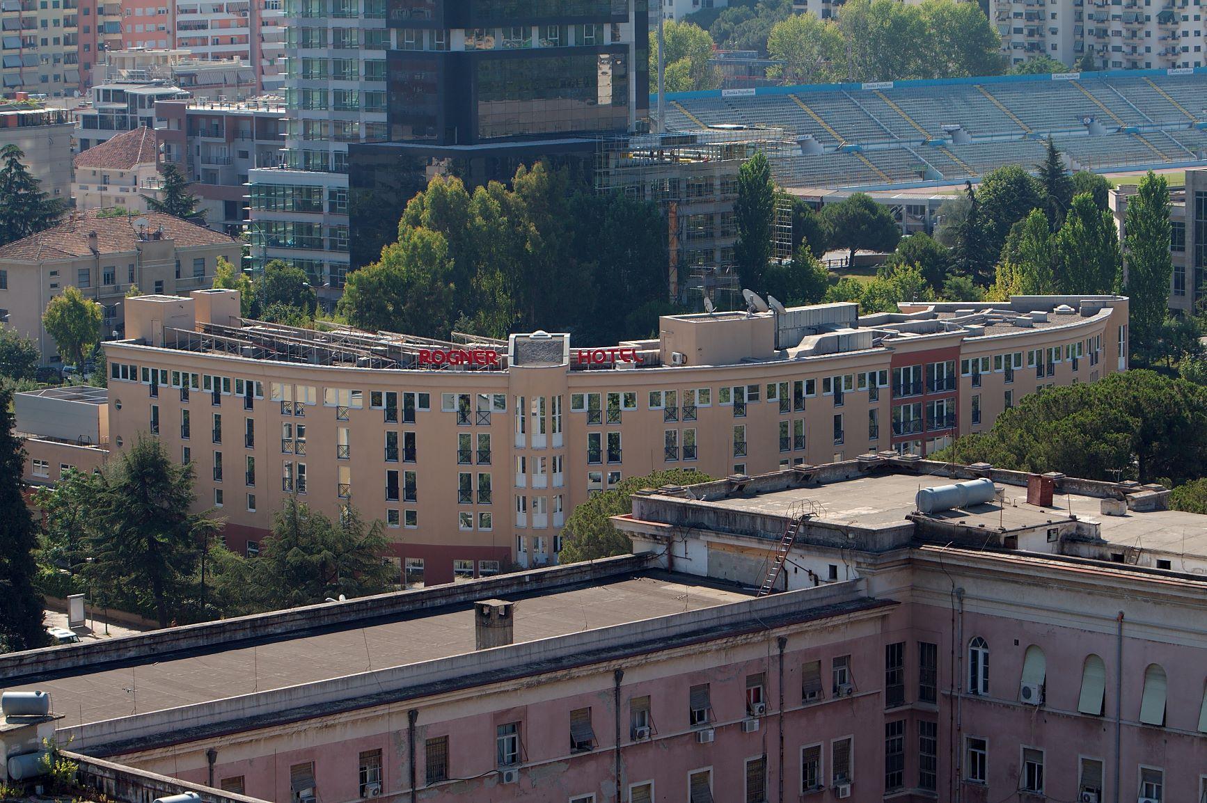 Rogner Hotel Tirana Wikipedia