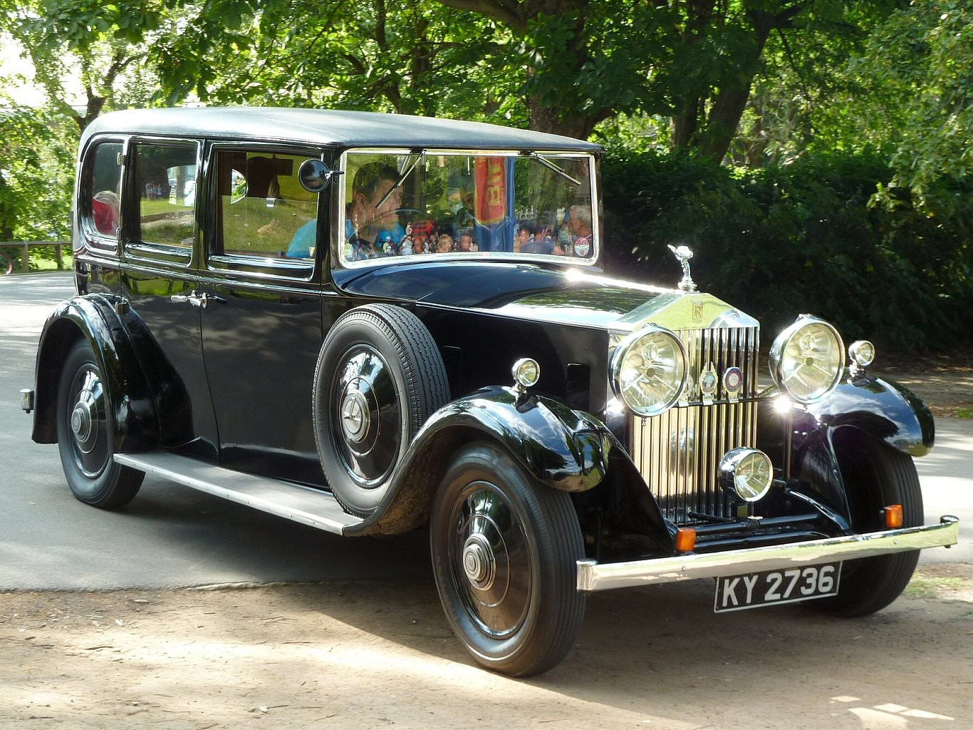 Filerolls Royce 20 25 Rippon 6 Light Limousine 5904821068 Jaguar Wiring Color Codes