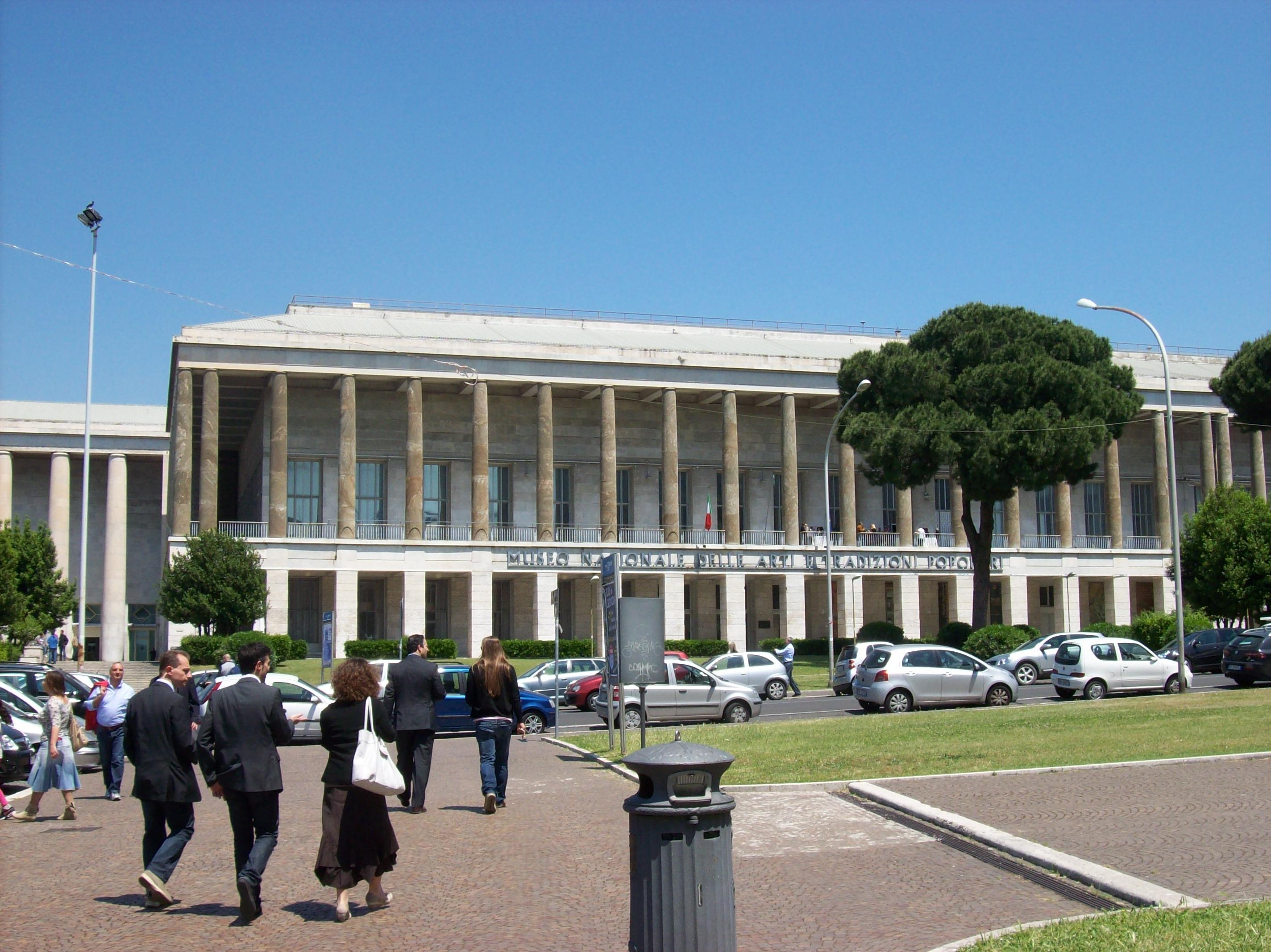 File roma eur museo arti e tradizioni for Tradizioni di roma